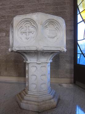 St. Paul's Font