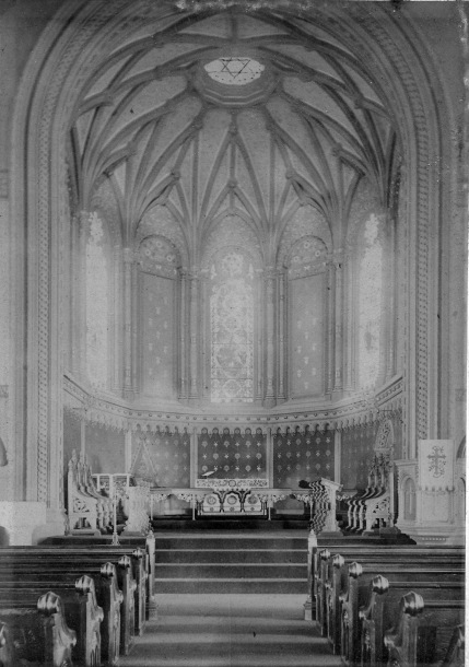 Lancaster Street Chancel late 19th century