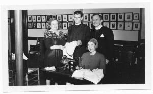 Parish Aid Society January 1947