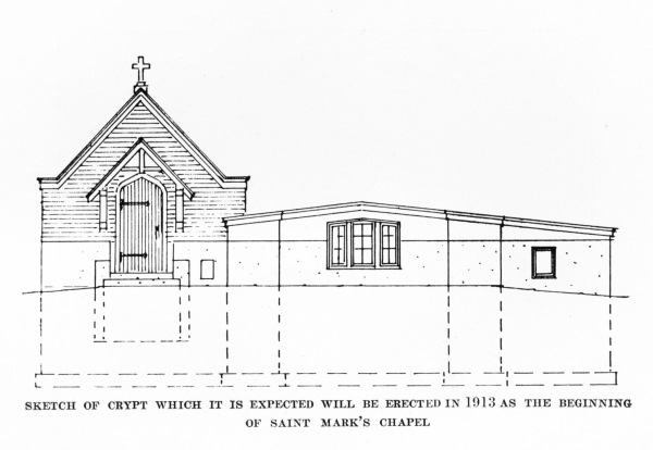 Design for St. Mark's Crypt