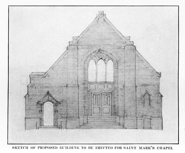 St. Mark's Church Design