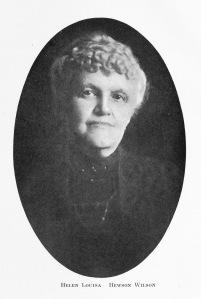 Helen Louisa Hewson Wilson