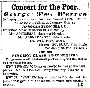 Albany Evening Journal 18 Jan 1856