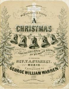 Geo. Wm. Warren's A Christmas Carol