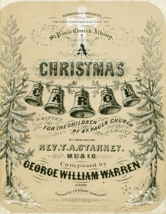 Geo. Wm. Warren's A Christmas Carol
