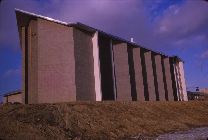 Hackett Blvd Building, 8 Jan 1966