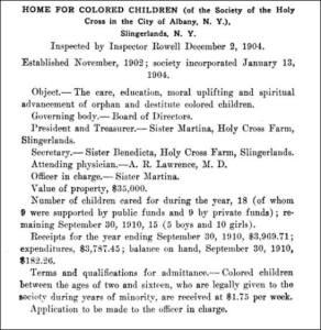 Annual Report of the New York State Board of Charities, 1910