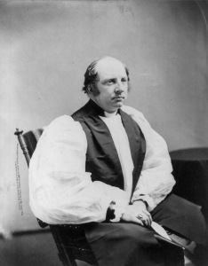 William Croswell Doane, Bishop of Albany (courtesy Library of Congress)