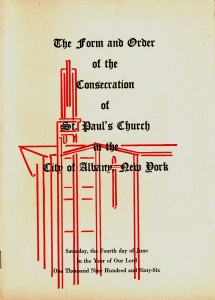Consecration Bulletin 4 Jun 1966