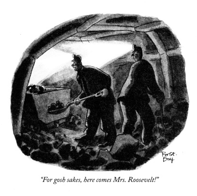 New Yorker cartoon, 1932