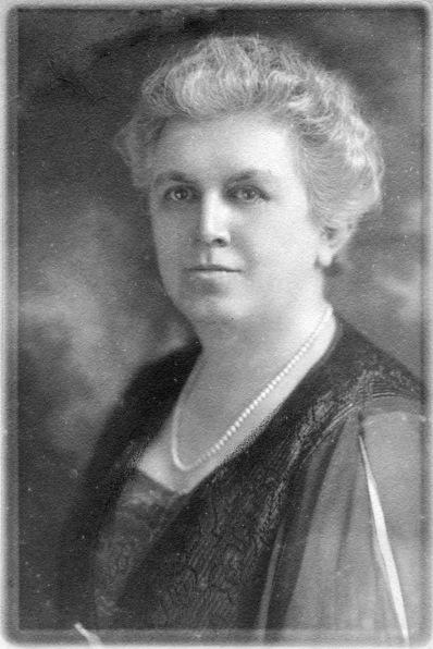Pauline Hewson Wilson