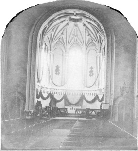 St. Paul's Chancel, Late 19th century