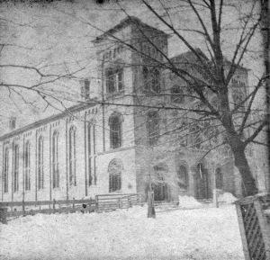 St. Paul's, Late 19th century
