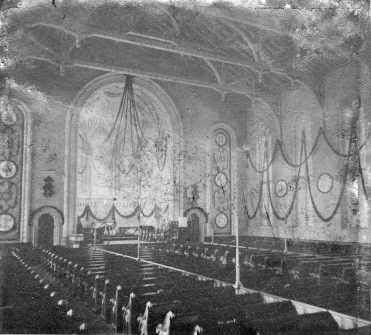 St. Paul's Nave, Late 19th century
