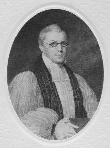 John Henry Hobart, Bishop of New York 1816-1830