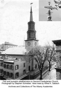 Second Presbyterian Church (source: Albany Group archive)