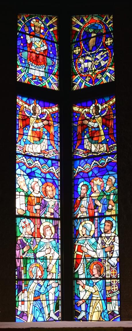 Te Deum laudamus, St. Paul's Chapel
