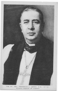 Bishop Frederick L. Barry