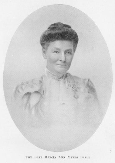 Marcia Ann Myers Brady