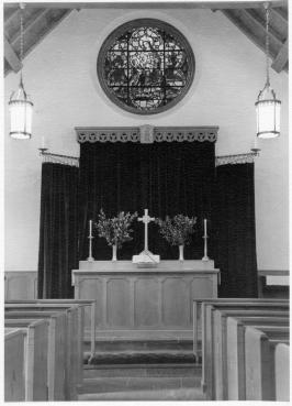Memorial Chapel, Lancaster Street