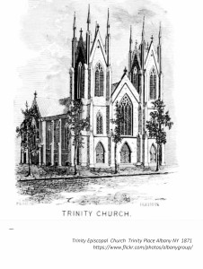 Trinity Church (image credit: Albany Group Archive)