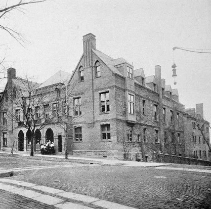 Child's Hospital Elk Street (credit: Albany Group Archive)