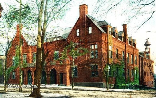 Child's Hospital Elk Street
